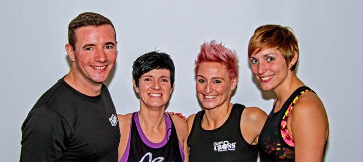 Trainerteam von Bonny Fitness - BodyCROSS, Zumba Fitness, Zumba Gold, Core & Stretch