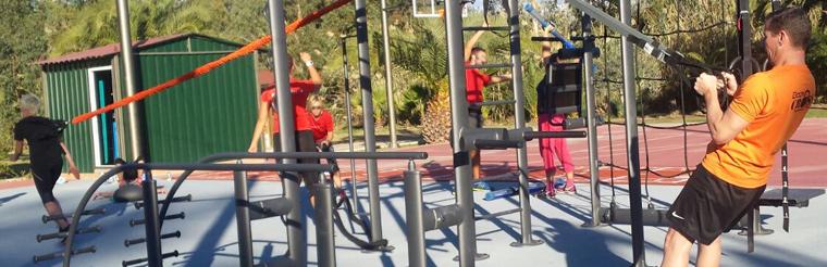 BodyCROSS Functional Fitness am Schaumberg, in Theley, Tholey und St. Wendel mit dem Trainer Team von Bonny Fitness. Trainiere deine Fitness in der Gruppe
