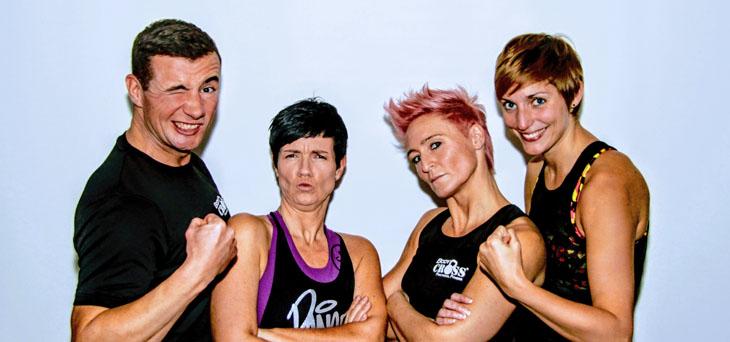Trainerteam von Bonny Fitness - Dein Training - Deine Vorteile - Eine Karte!