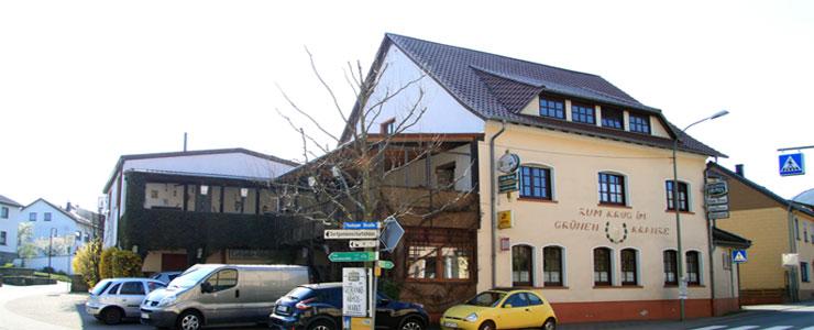 Gronig - Zum Krug im grünen Kranze