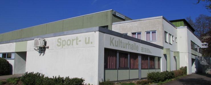 Sport- und Kulturhalle Theley