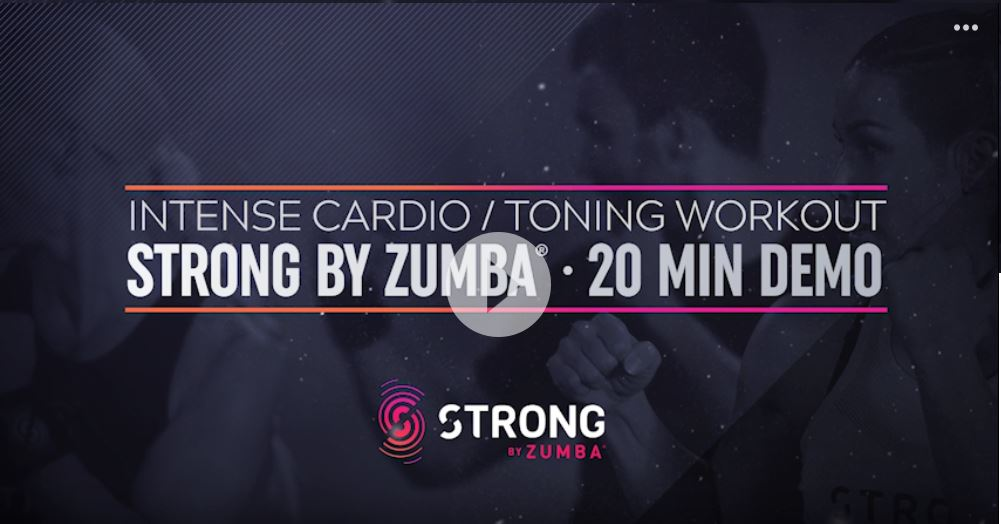 Strong by Zumba - HIIT Training