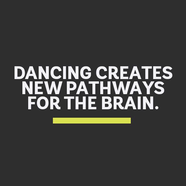 Tanzen ist gut für das Gehirn